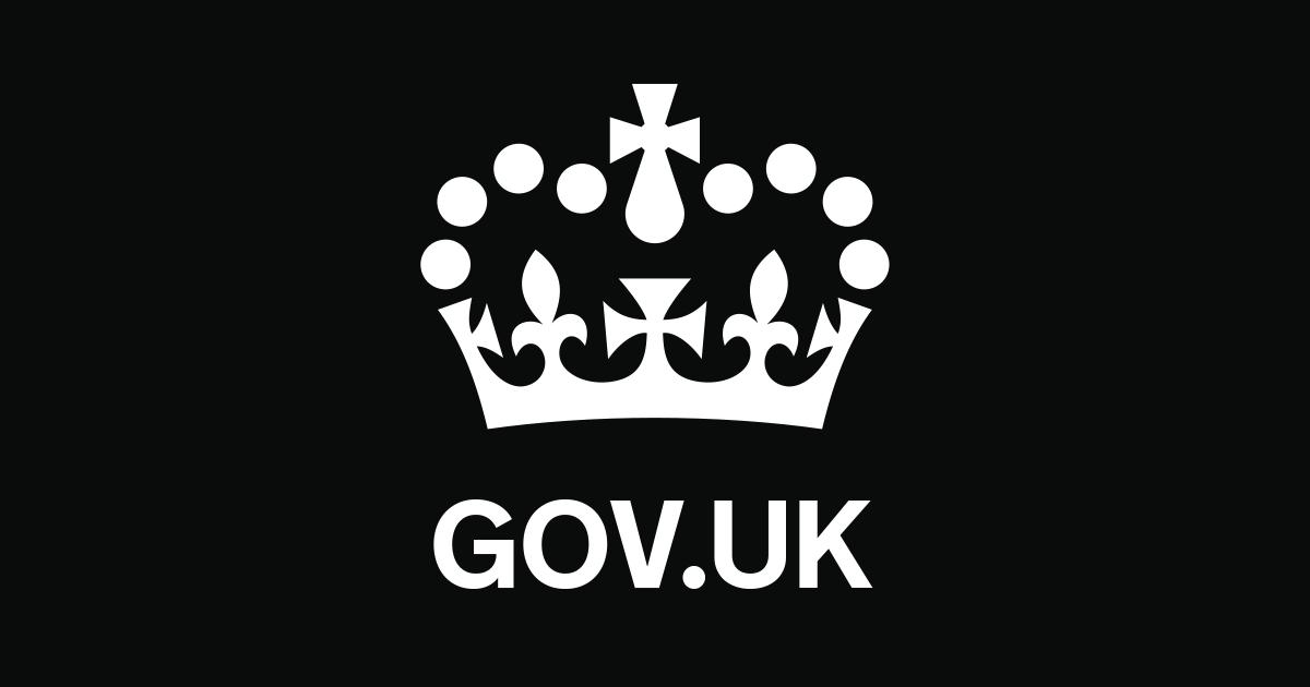 govUK logo