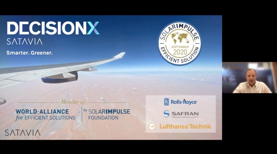 SATAVIA at the Emirates IT Summit 2020
